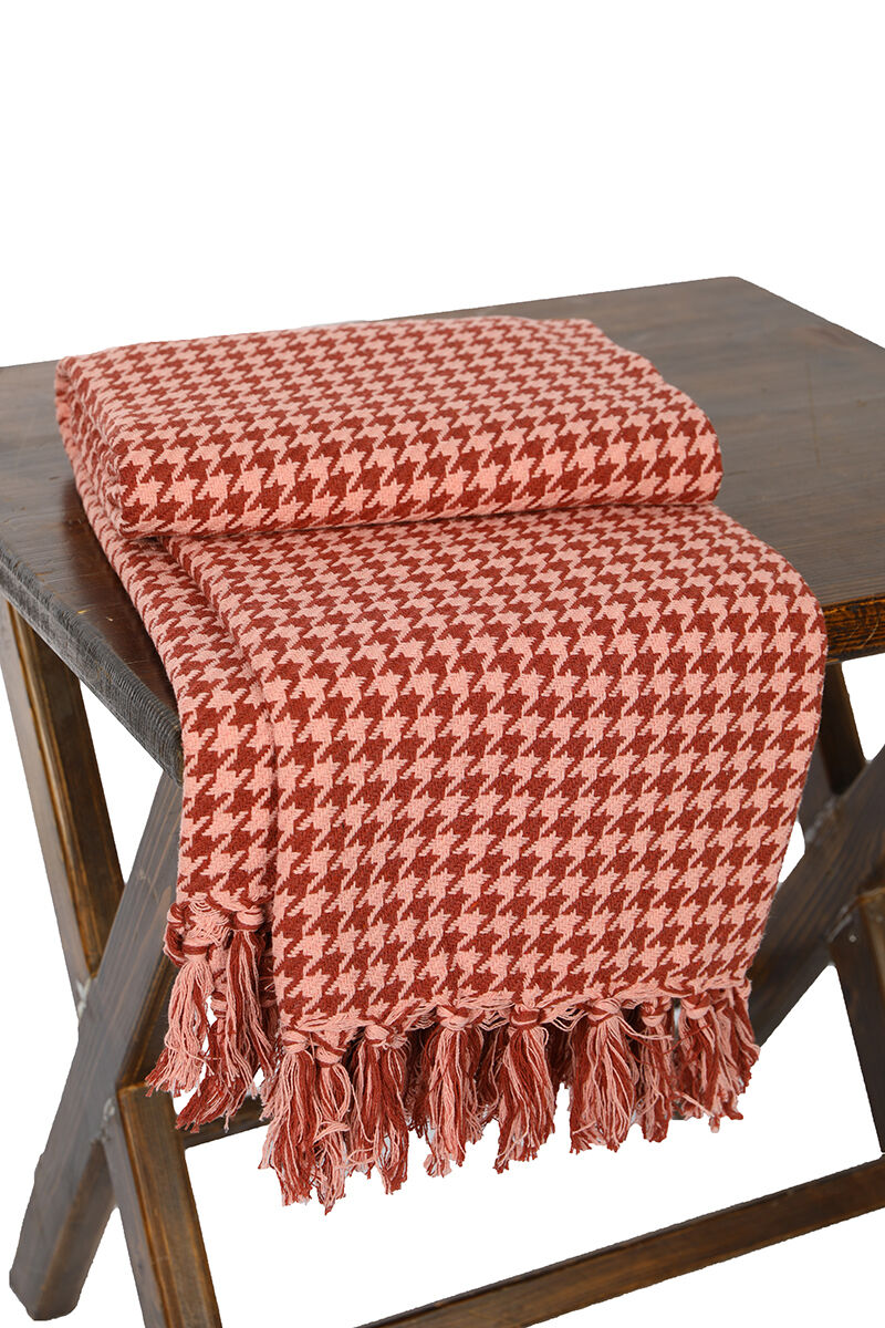 Floretta 200X230 Elegance Throw Pudra