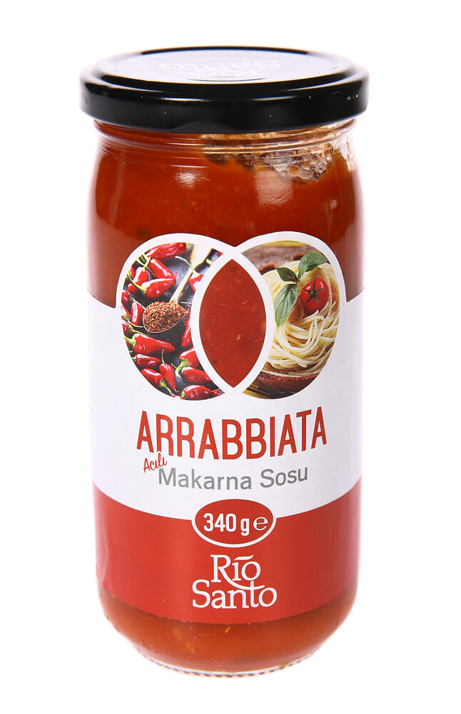 Image for Rio Santo Arabbiata Makarna Sosu 370 gr. from Bursa