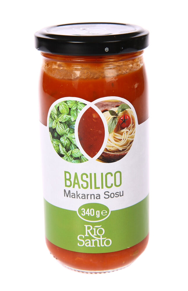 Image for Rio Santo Basilico Makarna Sosu 370 gr. from Bursa