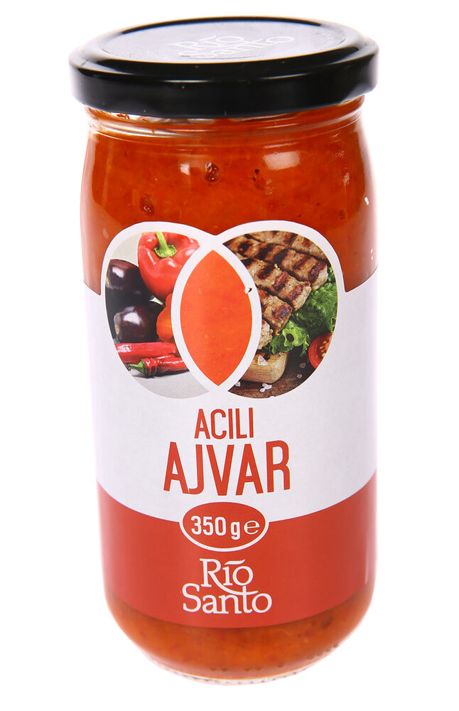 Image for Rio Santo Ajvar Acılı 370 gr. from Bursa
