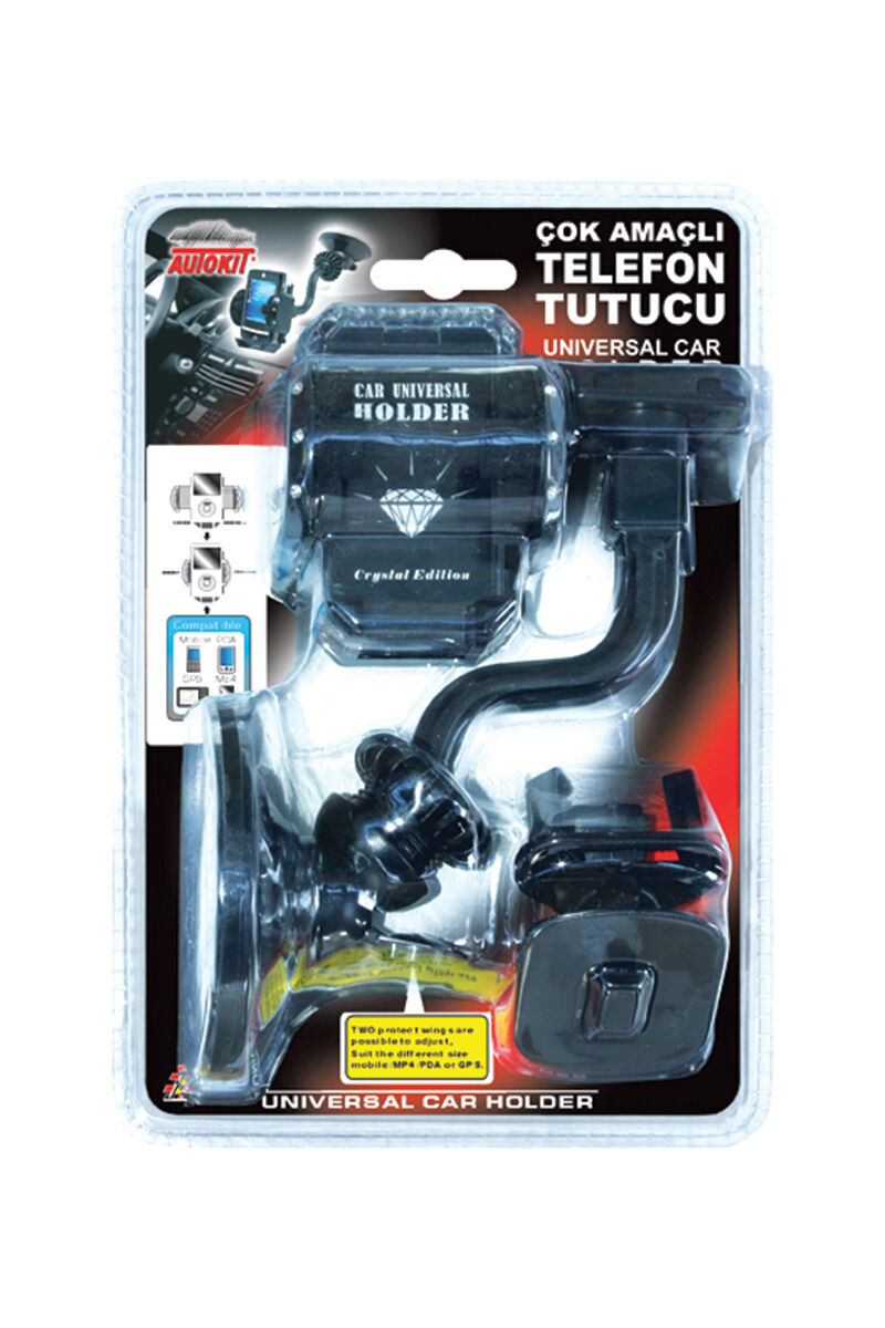 Image for Autokit Oto Telefon Ve Navigasyon Tutucu from Kocaeli