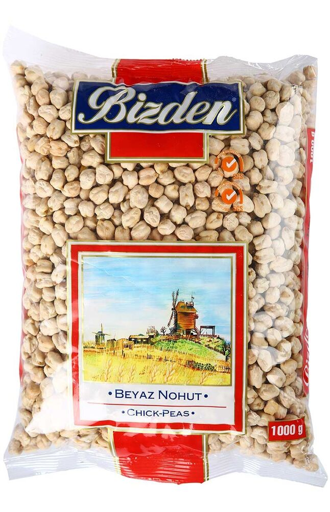 Image for Bizden Beyaz Nohut 1 Kg from Bursa