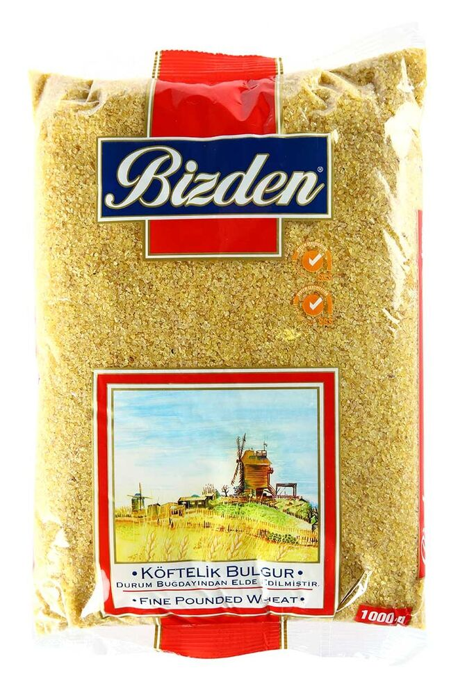 Image for Bizden Köftelik Bulgur 1 Kg from Bursa