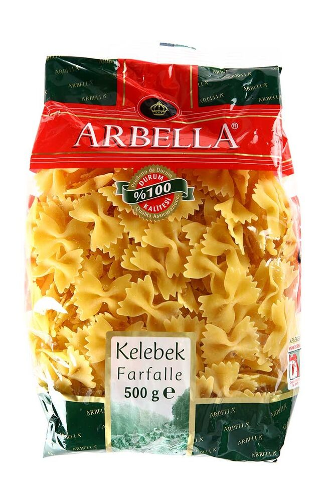 Image for Arbella Kelebek Makarna 500 Gr from Bursa