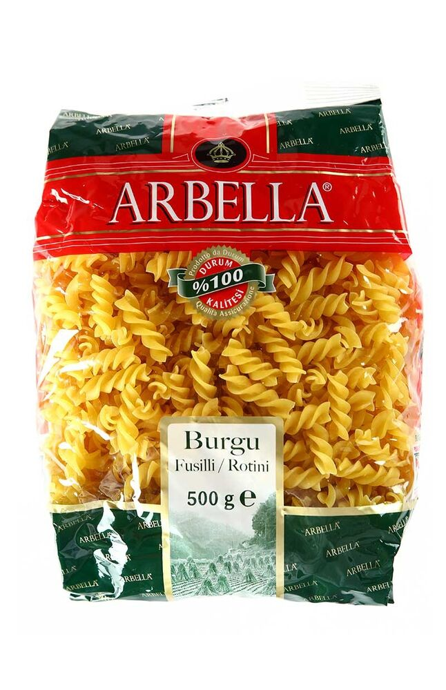 Image for Arbella Burgu Makarna 500 Gr from Bursa