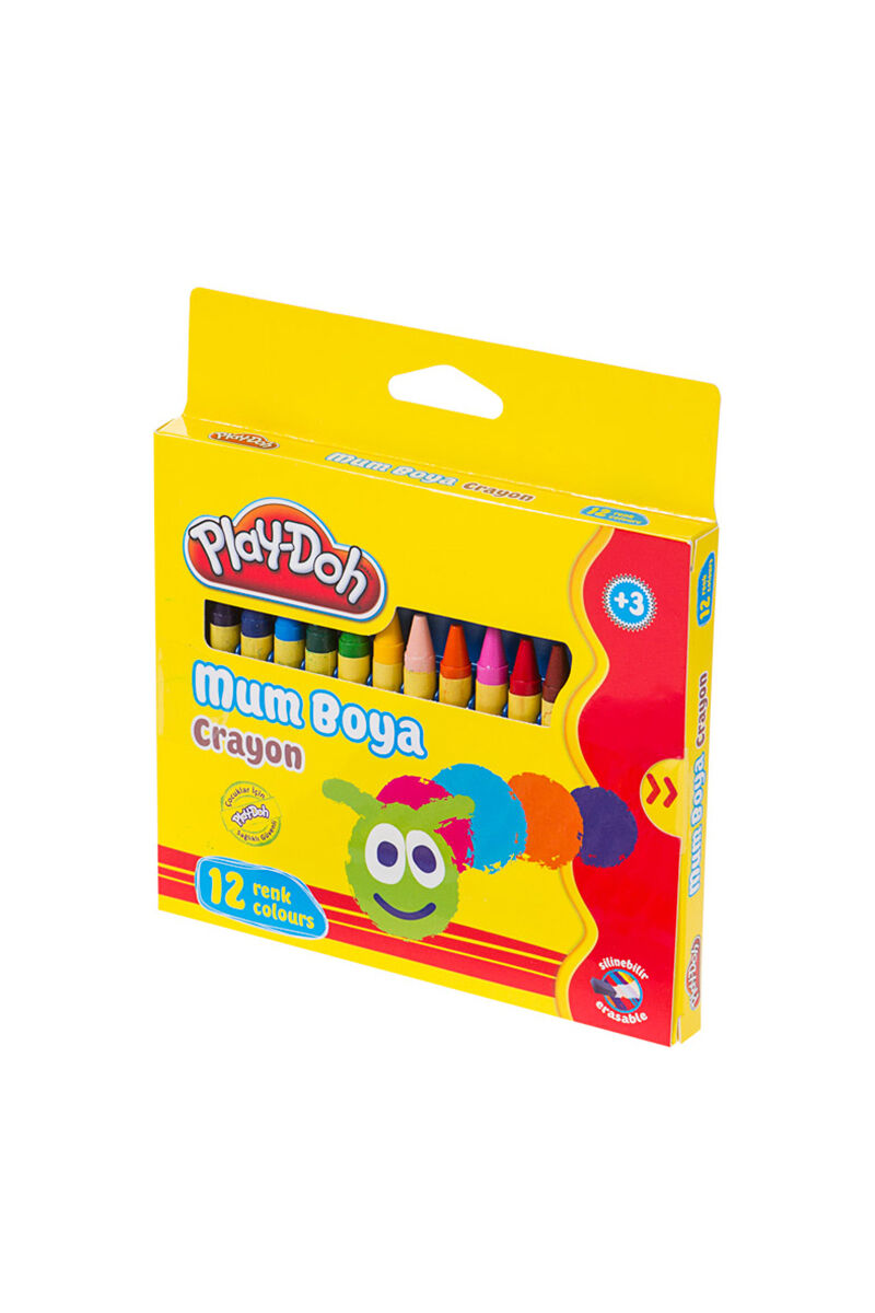 Play Doh Crayon Mum Boya CR004