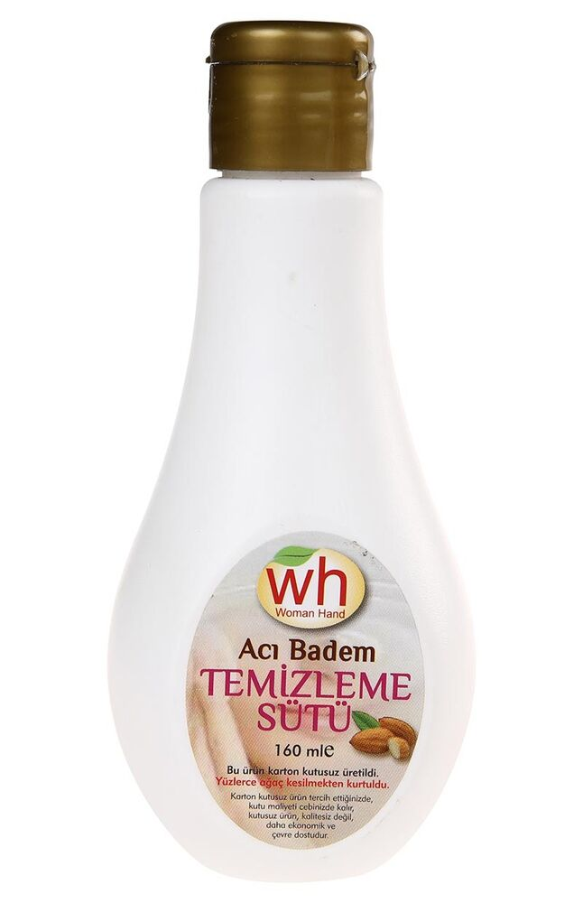Image for Women Hand Acı Badem Temizleme Sütü 160Ml from Bursa