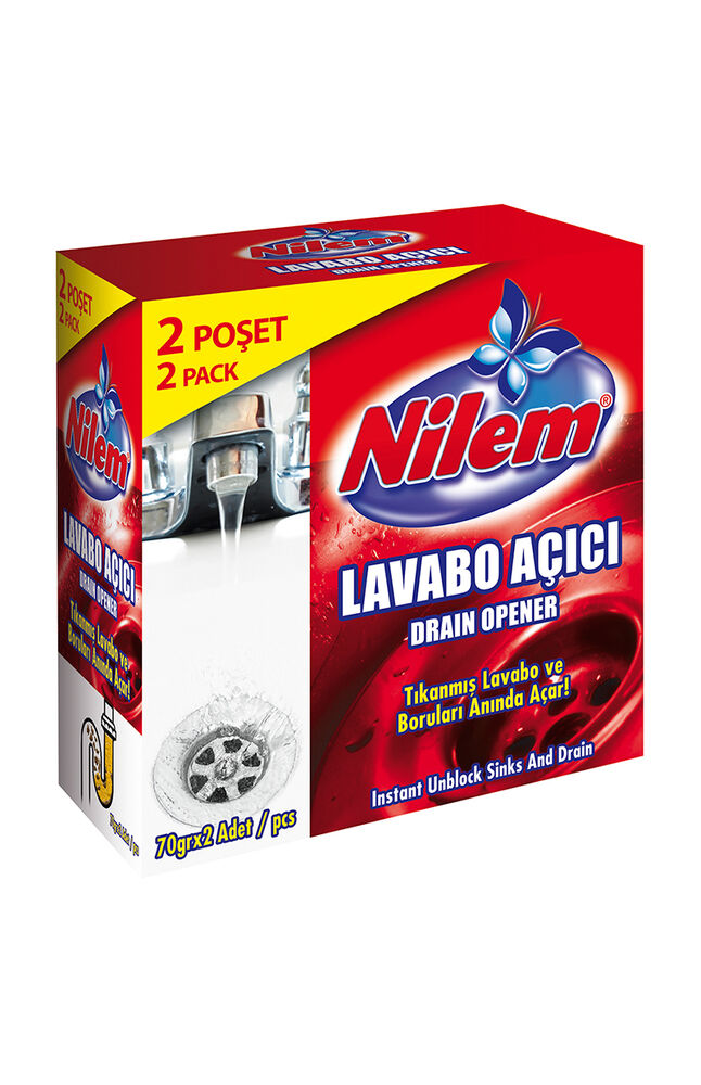 Image for Nilem Lavabo Açıcı 70 Grx2 from Bursa