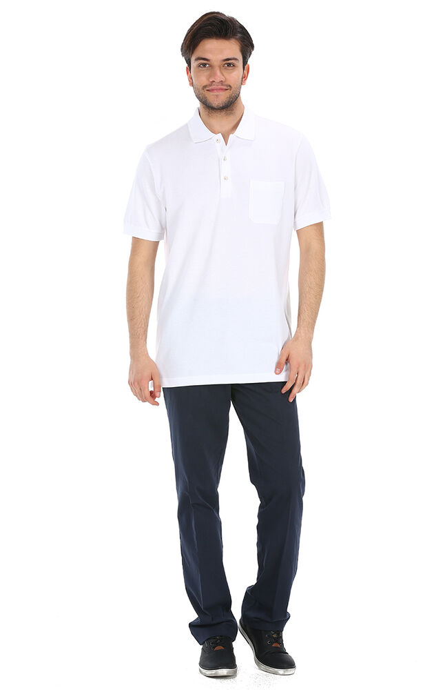 Image for Karaca Polo Yaka Tişört Slim Fit 30/1.Byz from Özdilekteyim