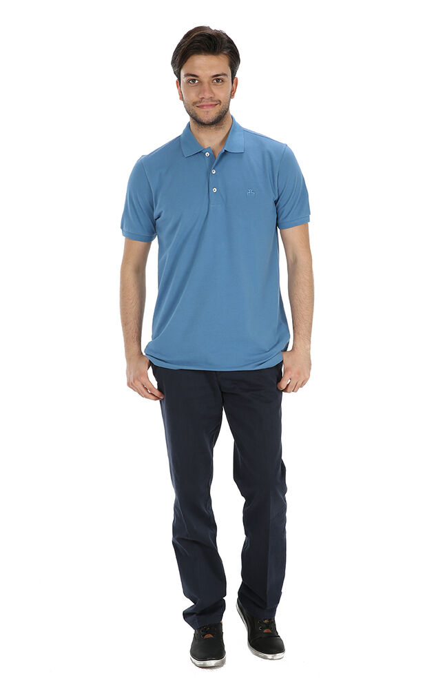 Image for Karaca Polo Yaka Tişört Slim Fit 30/1.S.Ind from Özdilekteyim