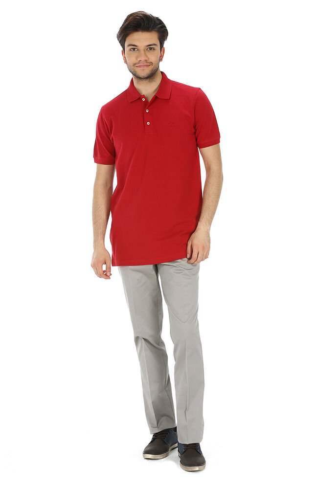 Image for Karaca Polo Yaka Tişört Slim Fit 30/1.S.Bord from Özdilekteyim