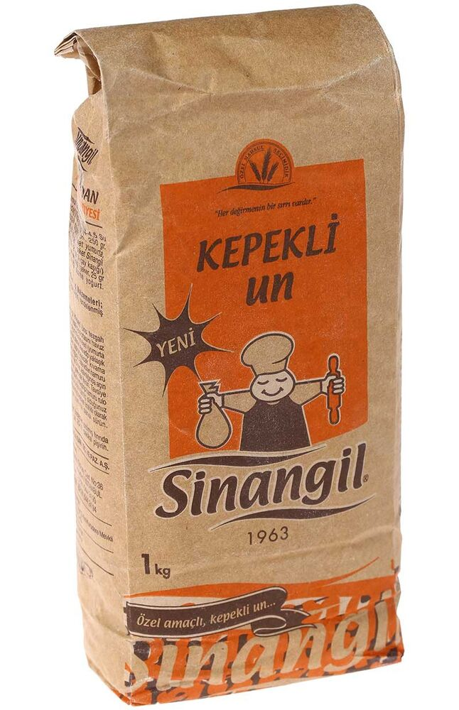 Image for Sinangil Kepekli Un 1 Kg from Antalya