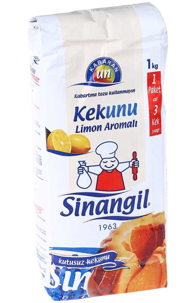 Image for Sinangil Limonlu Kekun 1 Kg from Eskişehir
