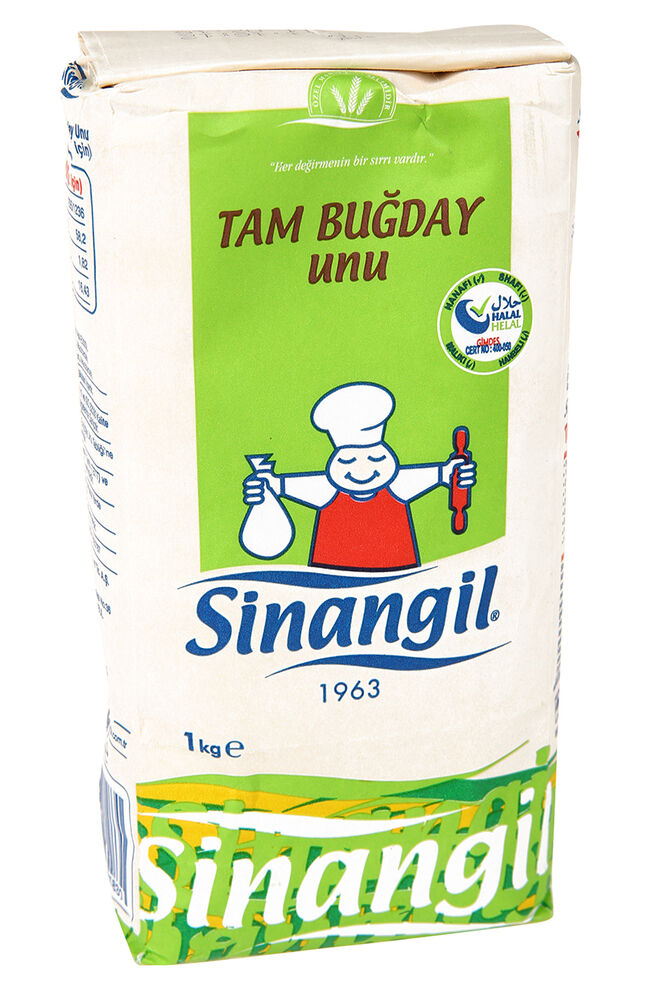 Image for Sinangil Tam Buğday Un 1 Kg from Bursa