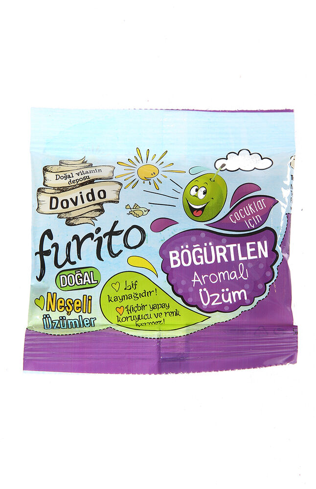 Image for Dovido Furito Böğürtlen 25 gr from Kocaeli