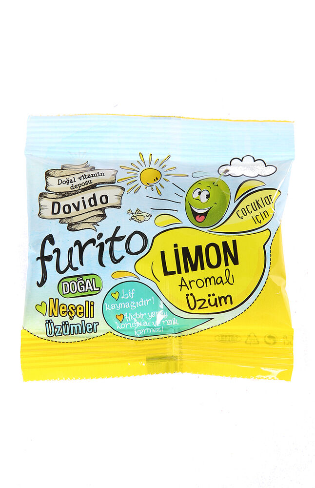 Image for Dovido Furito Limon 25 gr from İzmir
