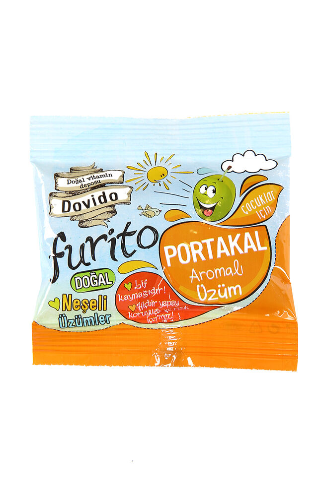 Image for Dovido Furito Portakal 25 gr from İzmir