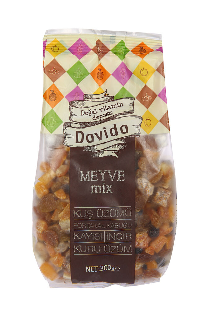 Image for Dovido Meyve Mix 300 gr from Kocaeli