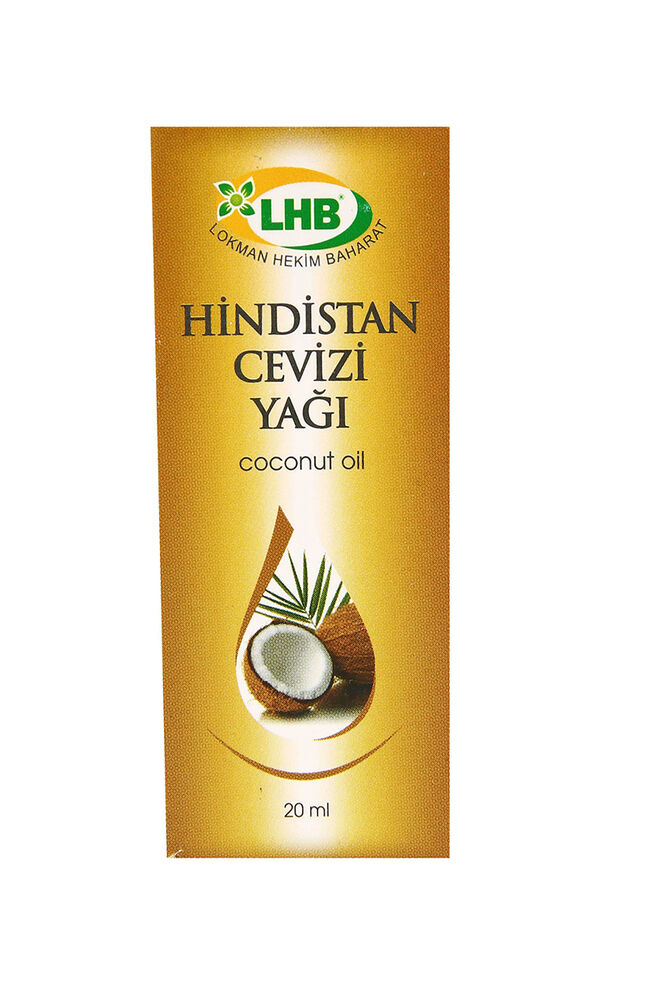 Image for Lhb Hindistan Cevizi Yağı 20Ml from Eskişehir
