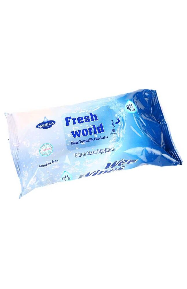Image for Fresh World 64'Lü Islak Havlu from Eskişehir