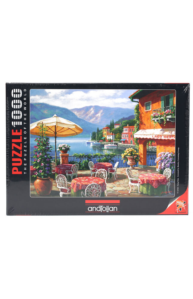 Image for Lago Cafe 1000 Parça 1005 Puzzle from Bursa