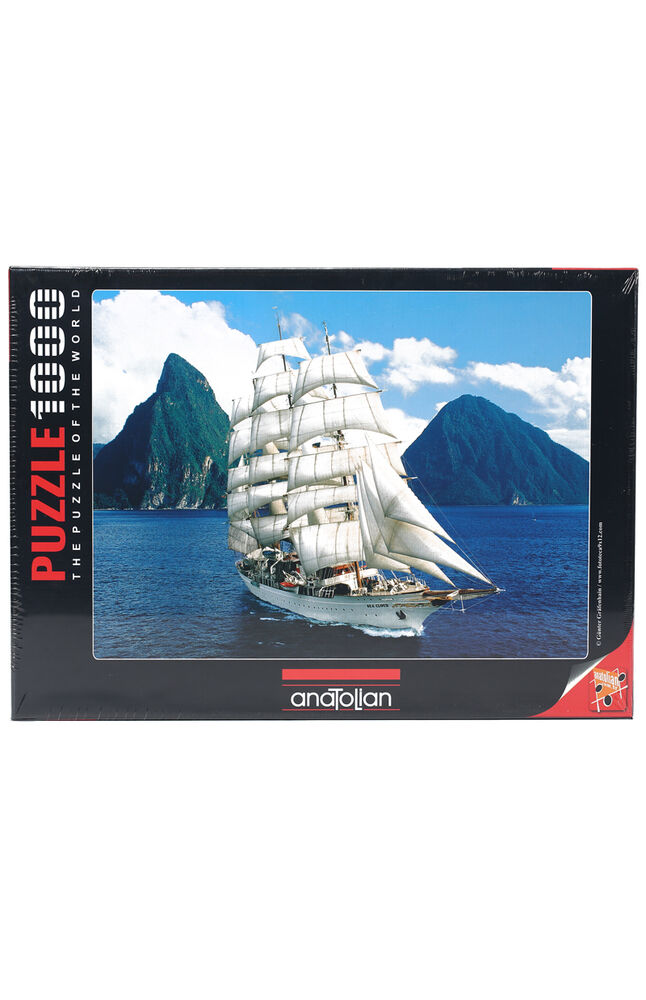 Image for Sea Cloud 2 1000 Parça 1006 Puzzle from İzmir