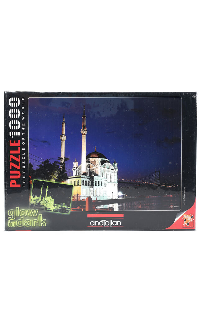 Image for 1000 Parça Ortakoy Glow In Dark Puzzle from İzmir