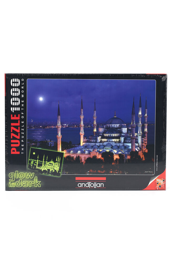 Image for 1000 Parça Sultanahmet Glow In Dark Puzzle from Kocaeli
