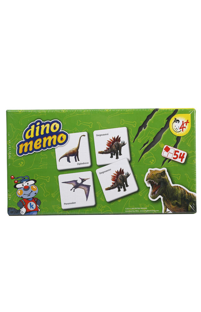 Image for Dino Memo 54 Parça 7209 Puzzle from İzmir