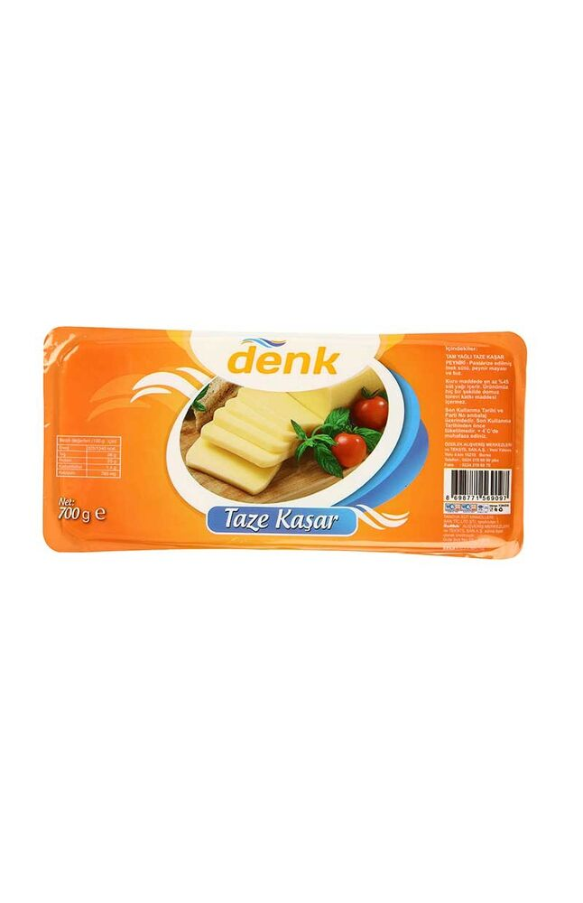 Image for Denk Taze Kaşar 700Gr. from Bursa