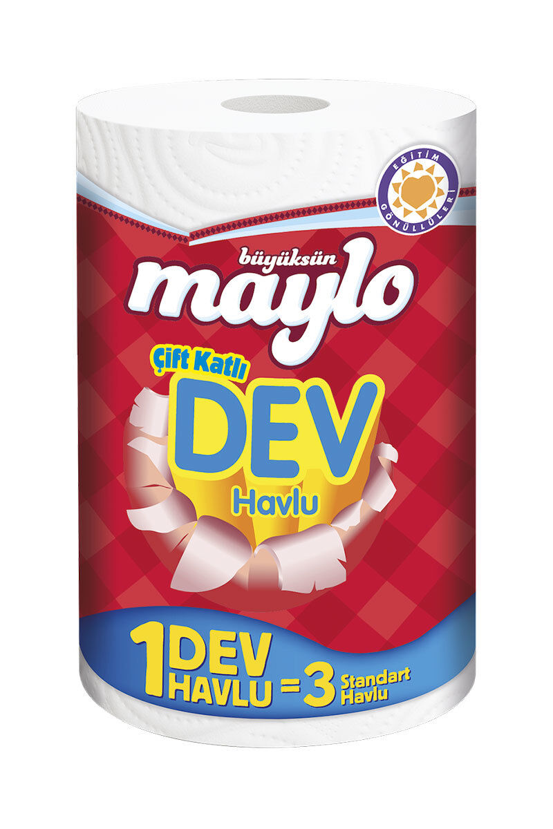 Image for Maylo Dev Havlu Tekli from Antalya