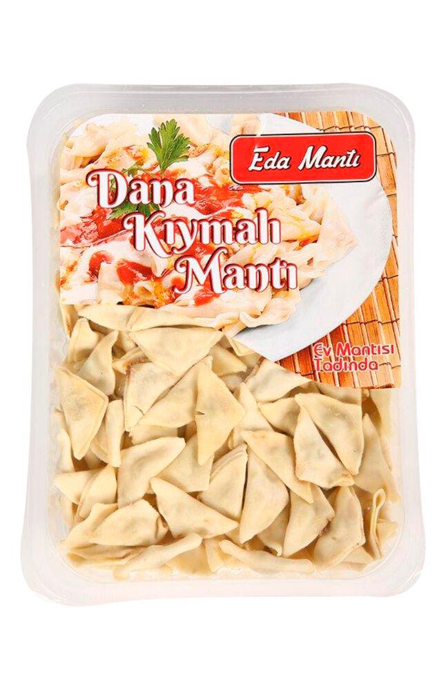 Image for Eda Ucgen Mantı 500 Gr. from Kocaeli
