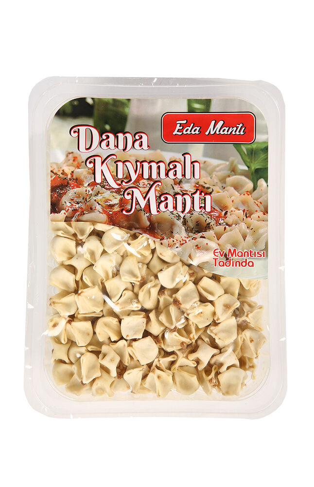 Image for Eda Bohca Mantı 500 Gr. from Eskişehir