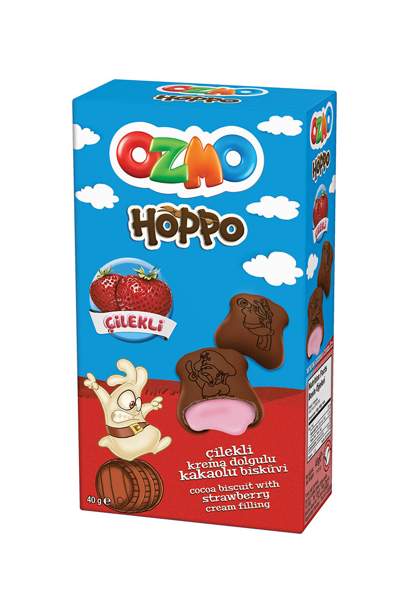 Image for Şölen Ozmo Hoppo Çilek 40 Gr from Kocaeli