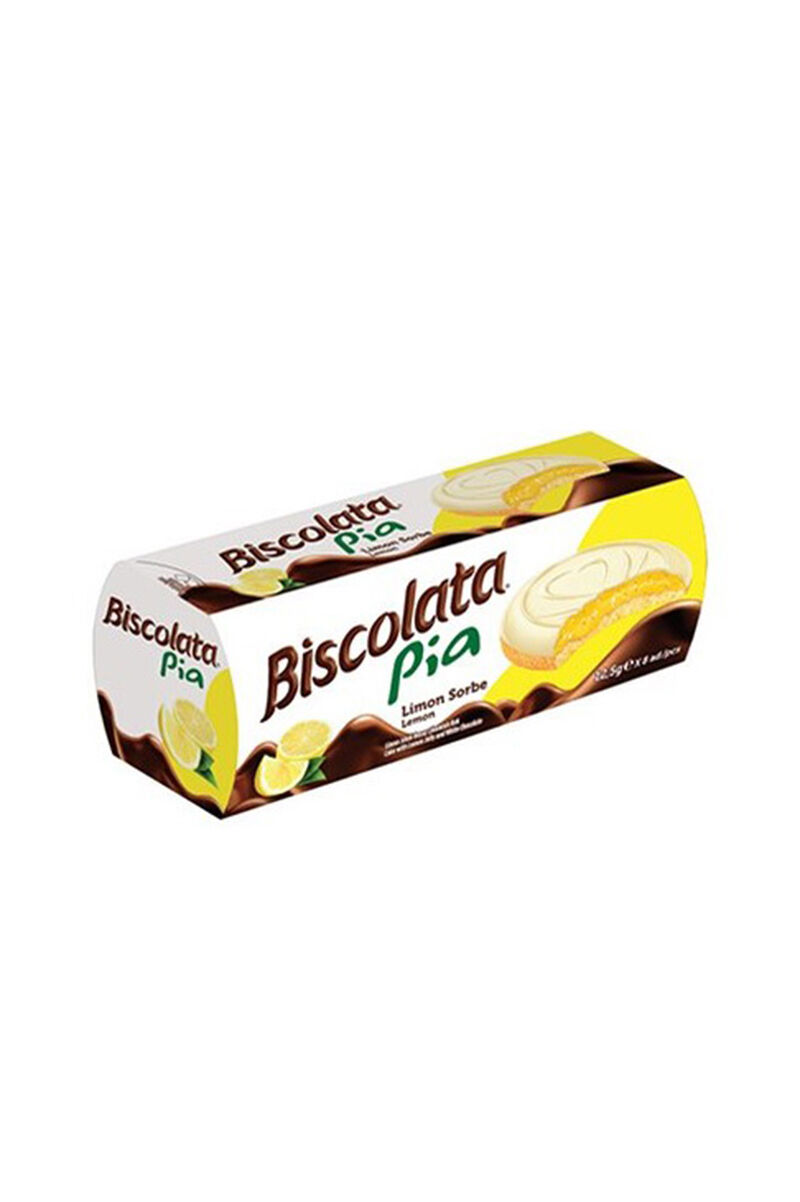 Image for Şölen Biscolata Pia Limon Sorbe 8 li from Kocaeli