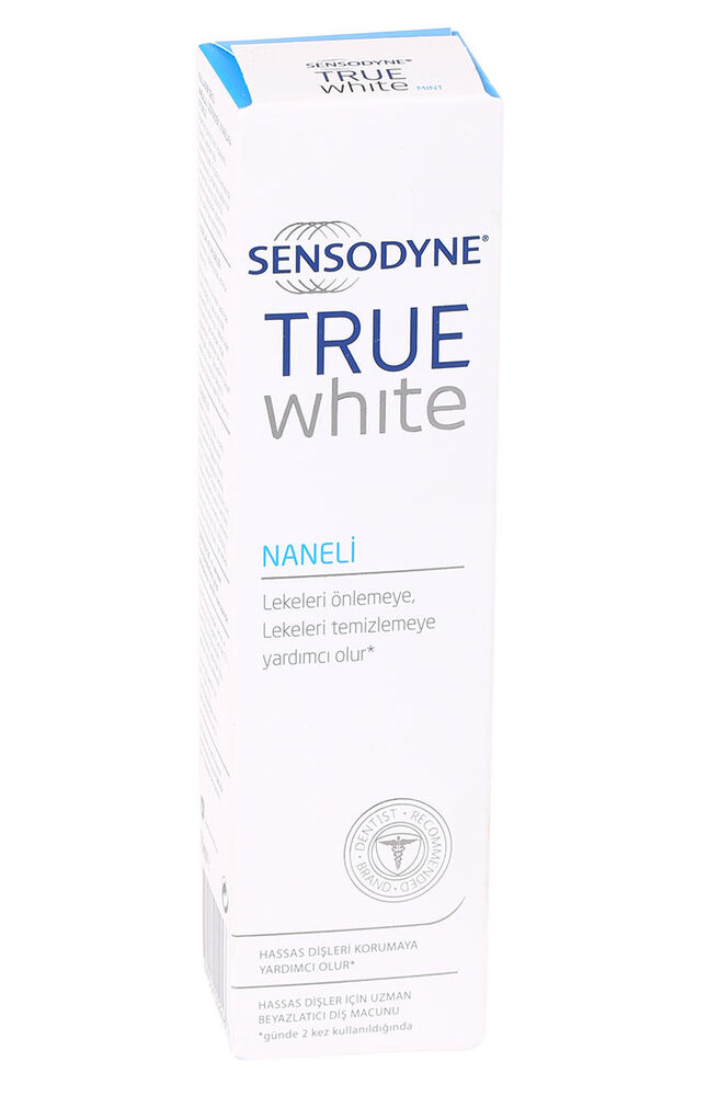 Image for Sensodyne Diş Macunu 75Ml True White from Bursa