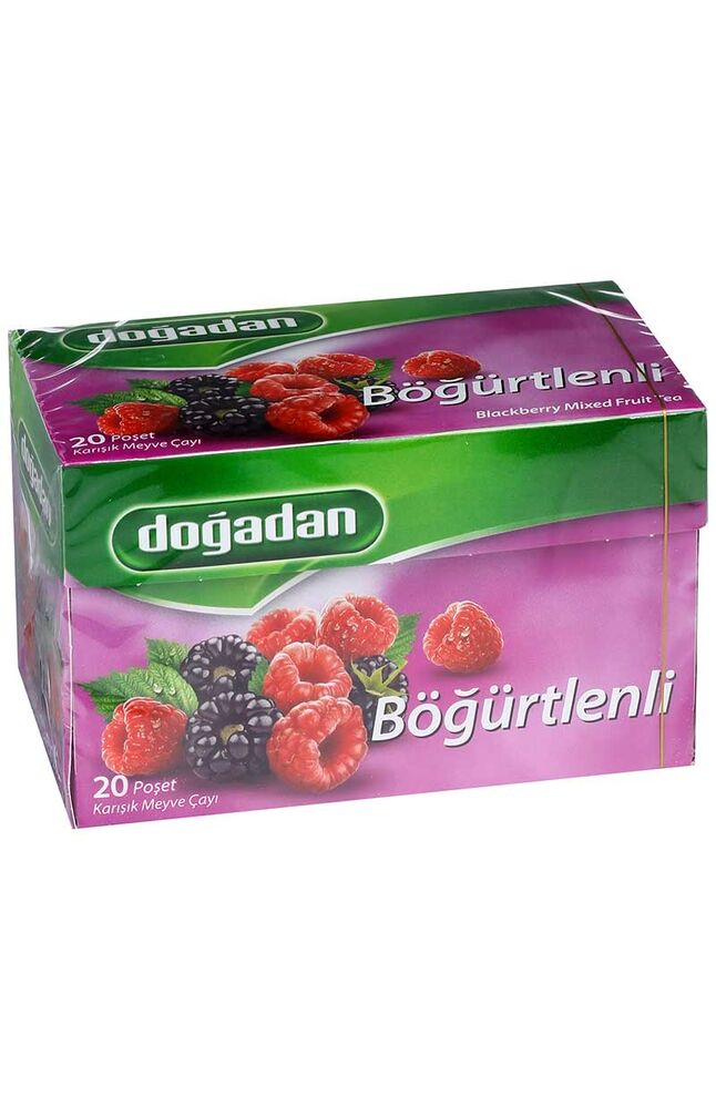 Image for Doğadan Böğürtlen Çay 20'li from Bursa