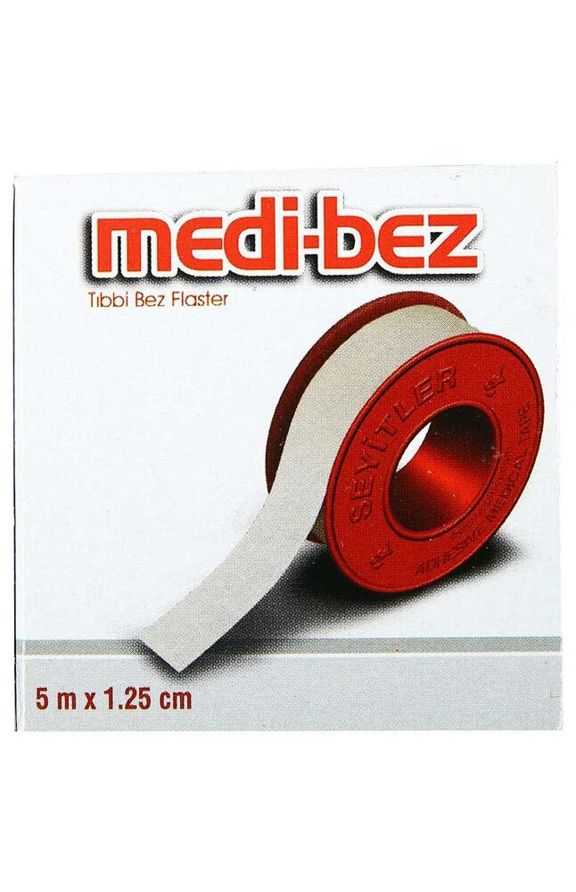Image for Medibez Flaster 5X1.25 Cm. from Bursa