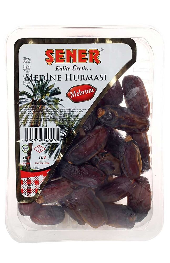 Image for Şener Hurma 300 Gr Medine from Bursa
