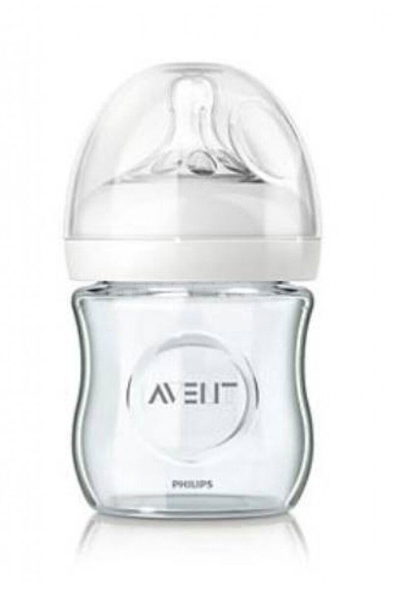 Avent Natural Güvenli Cam Biberon 120 mL 0+Ay