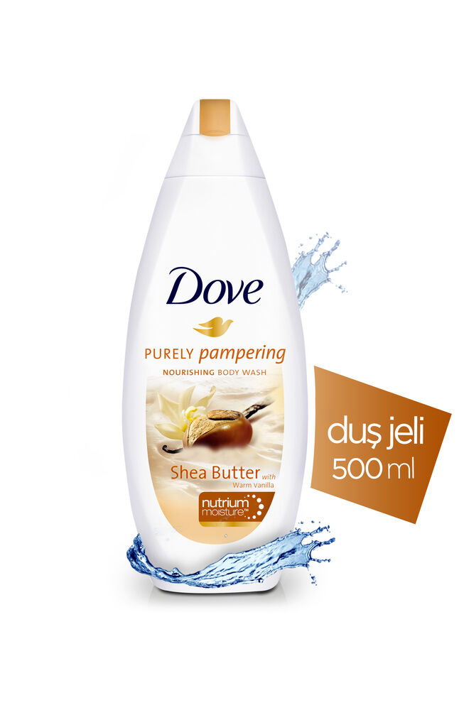 Dove Duş Jeli 500 Ml Shea Butter