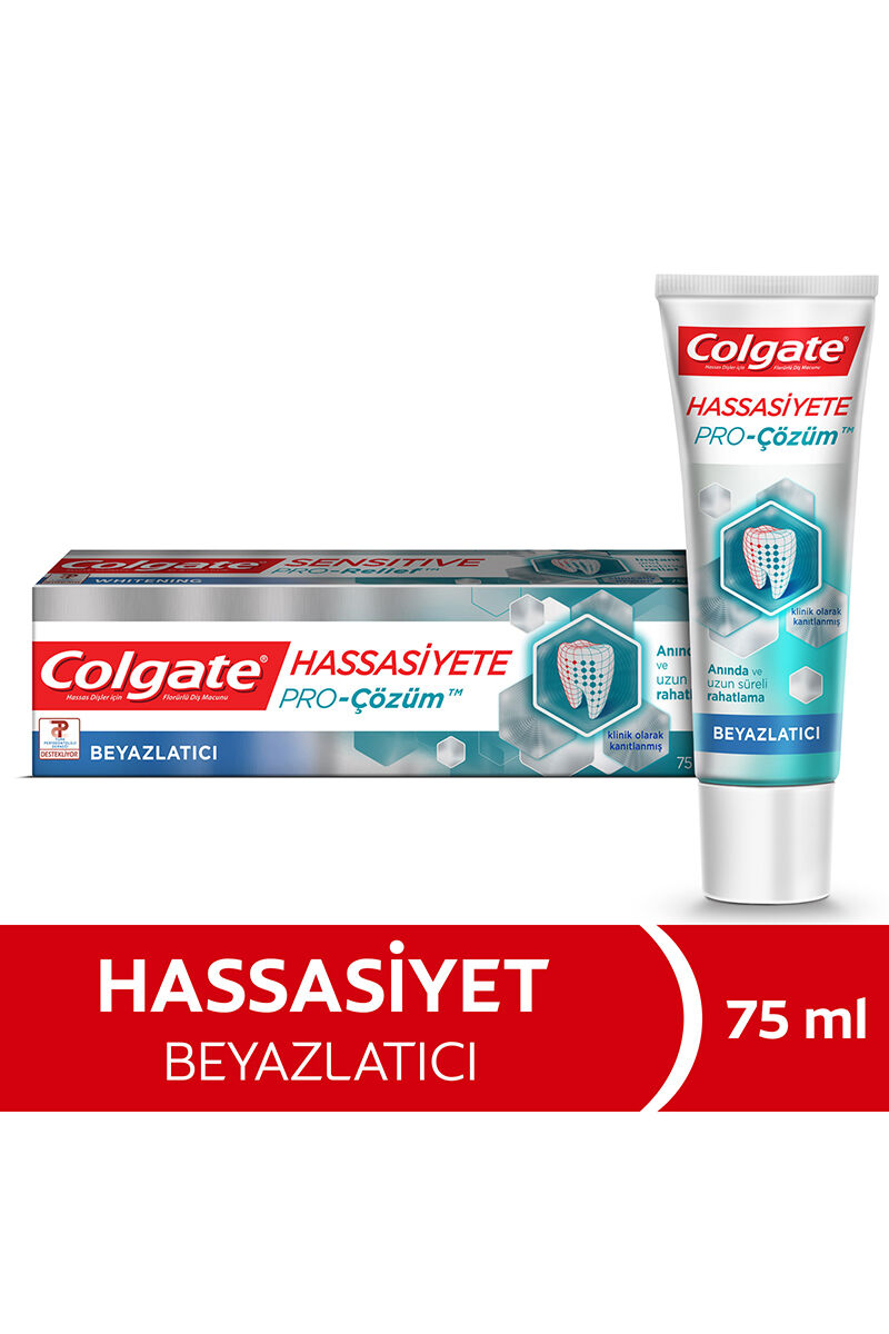 Image for Colgate Diş Macunu 75Ml Hassas Pro-Relief White from Bursa