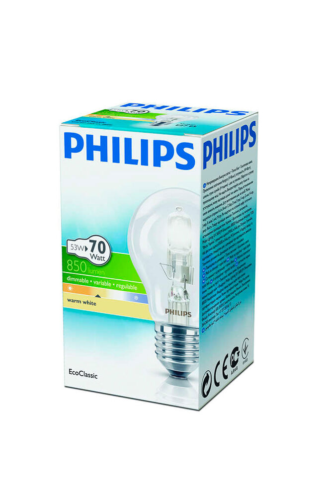 Image for Philips Halojen Ampul 53W A55 E27 Sarı Işık from Kocaeli