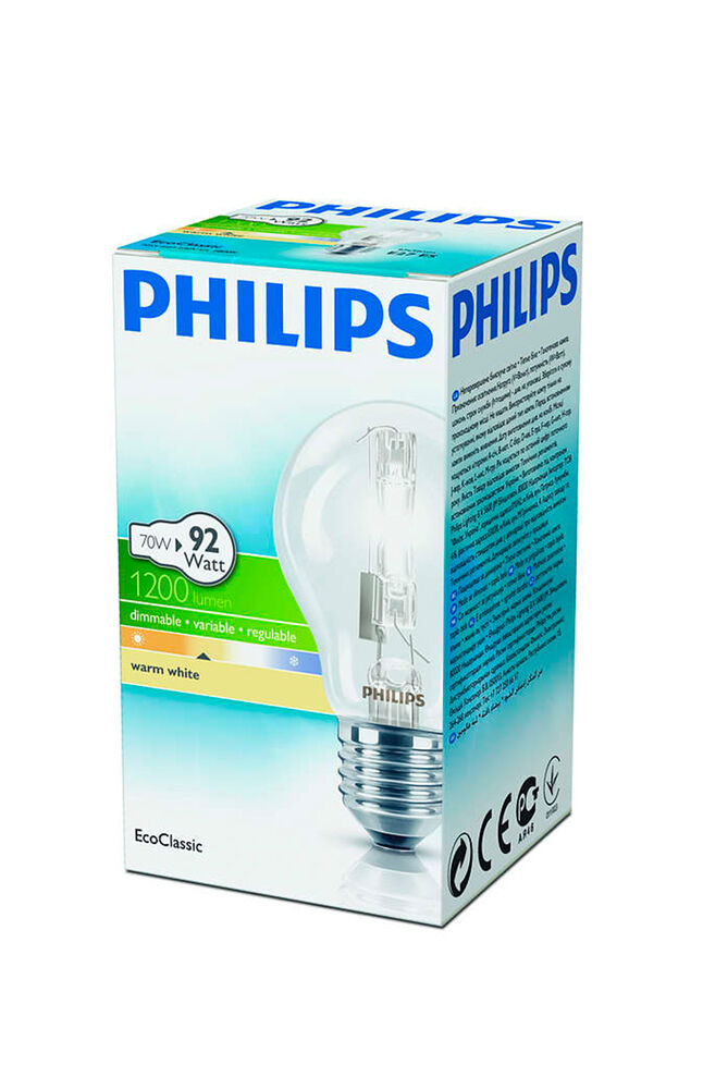 Image for Philips Halojen Ampul 70W A55 E27 Sarı Işık from Antalya