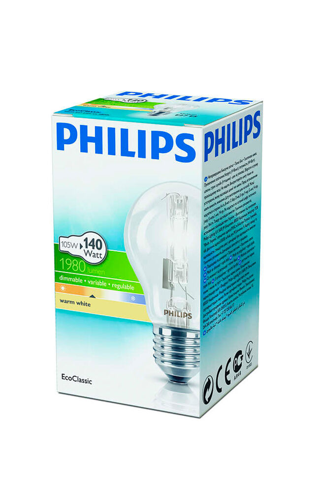 Image for Philips Halojen Ampul 105W A55 E27 Sarı Işık from Antalya