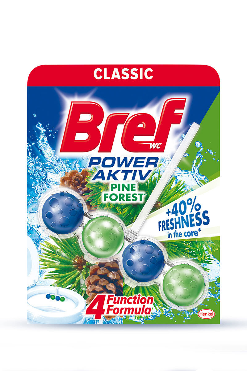 Image for Bref Klozet Bloğu Power Aktif Çam 50 Gr from Bursa