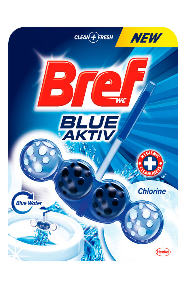 Image for Bref Blue Aktiv Klor 50 GR from Eskişehir