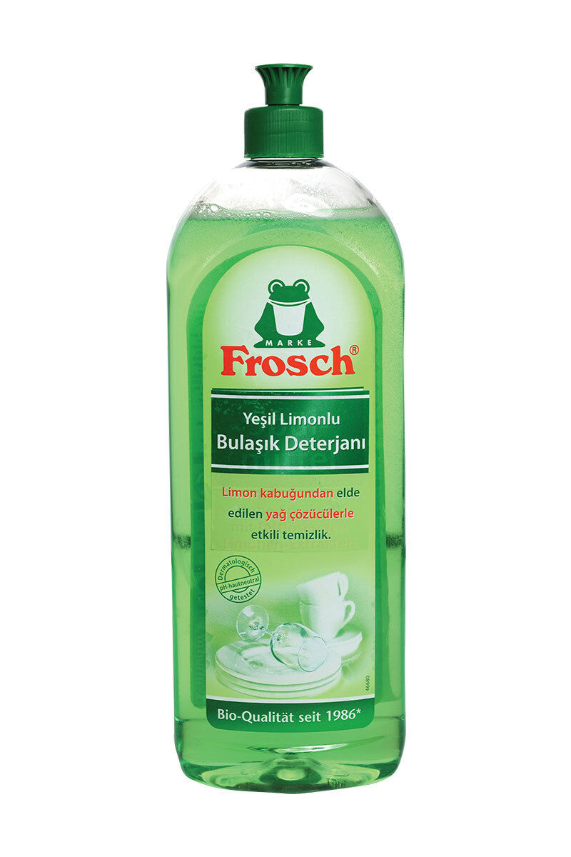 Image for Frosch 750 Ml Limonlu Bulaşık Deterjanı from Bursa