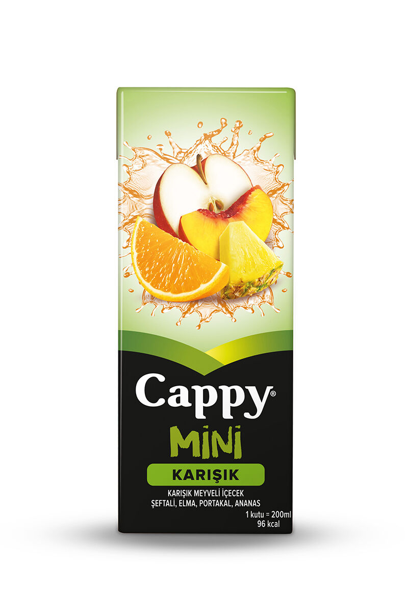 Image for Cappy 200 Ml Karışık Nektarı from Bursa