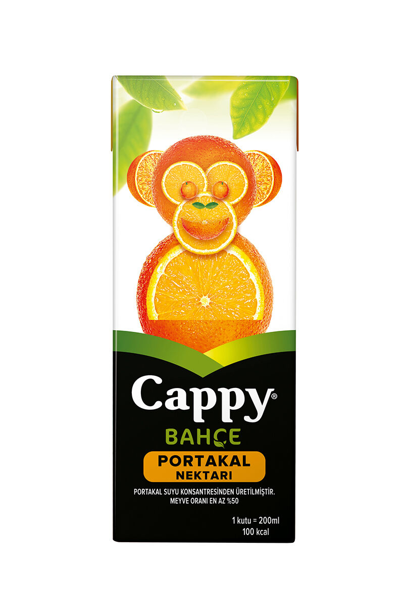 Image for Cappy 200 Ml Portakal Nektarı from Antalya